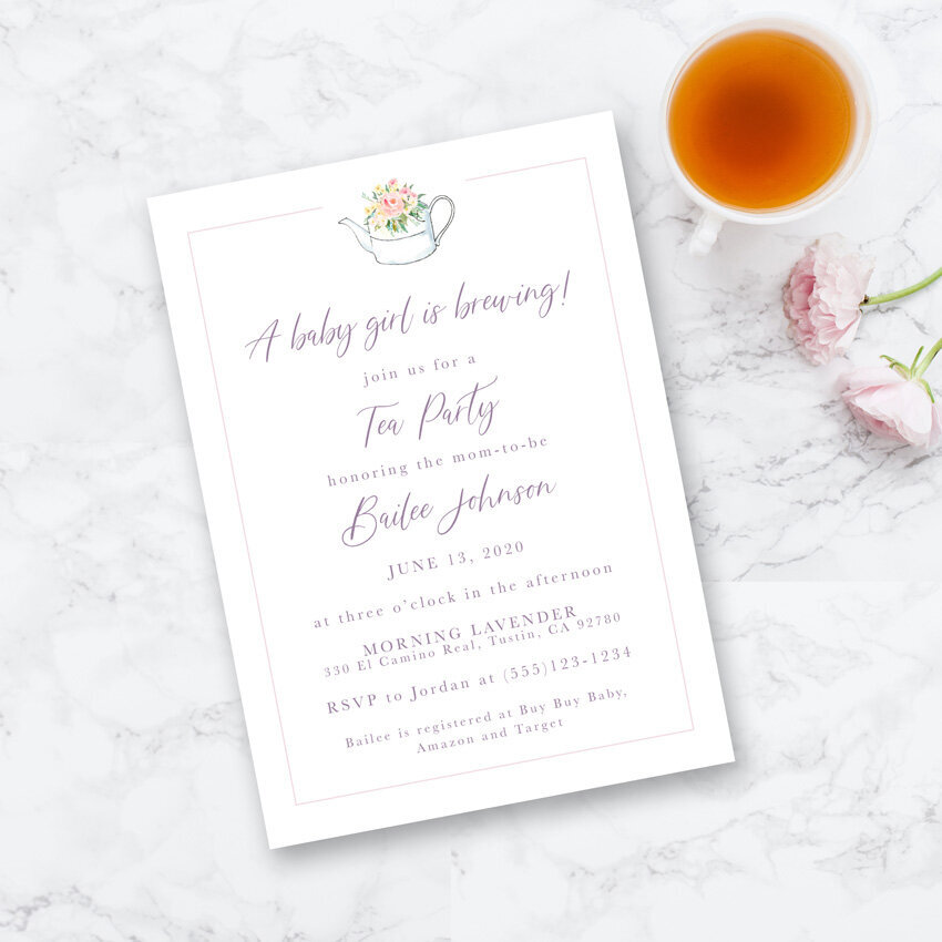 pirouettepaper.com | Party and Wedding Stationery, Signage and Invitations | Pirouette Paper Company | Downloadable Party Invitations | Cute Party Themes 68