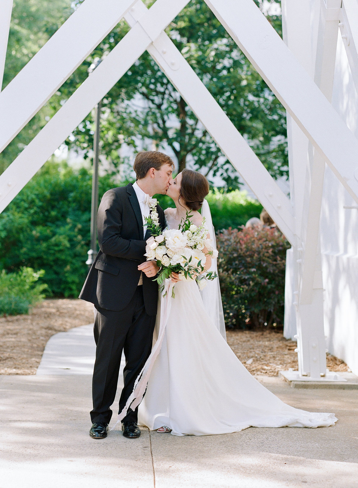 The Belltower at UGA Chapel Wedding