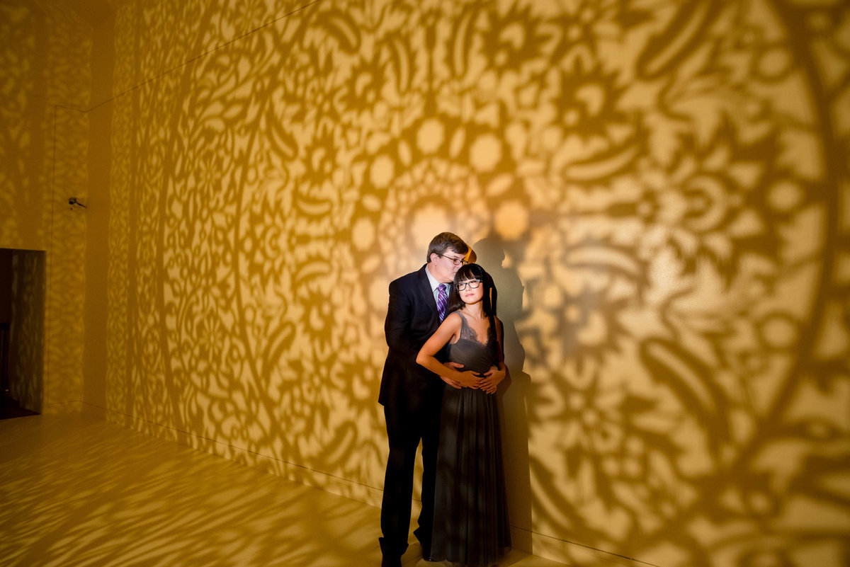 peabody essex wedding portrait