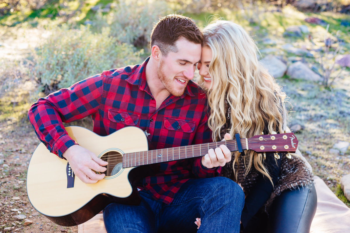 Engagement Photography - Country engagement session - Scottsdale Arizona - Lunabear Studios-2