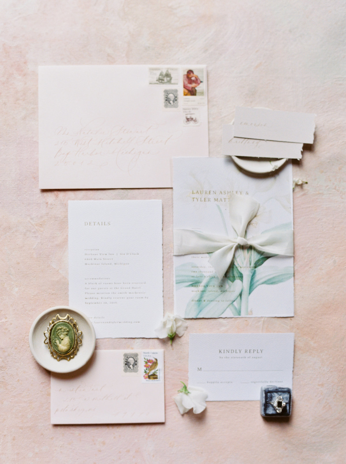 Garden Inspired Wedding-43