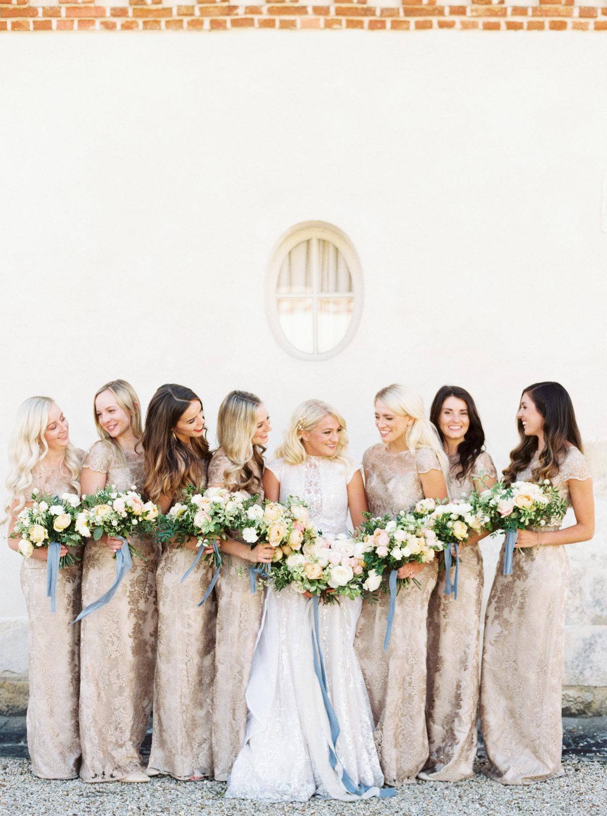 Paris France Wedding - Mary Claire Photography-33