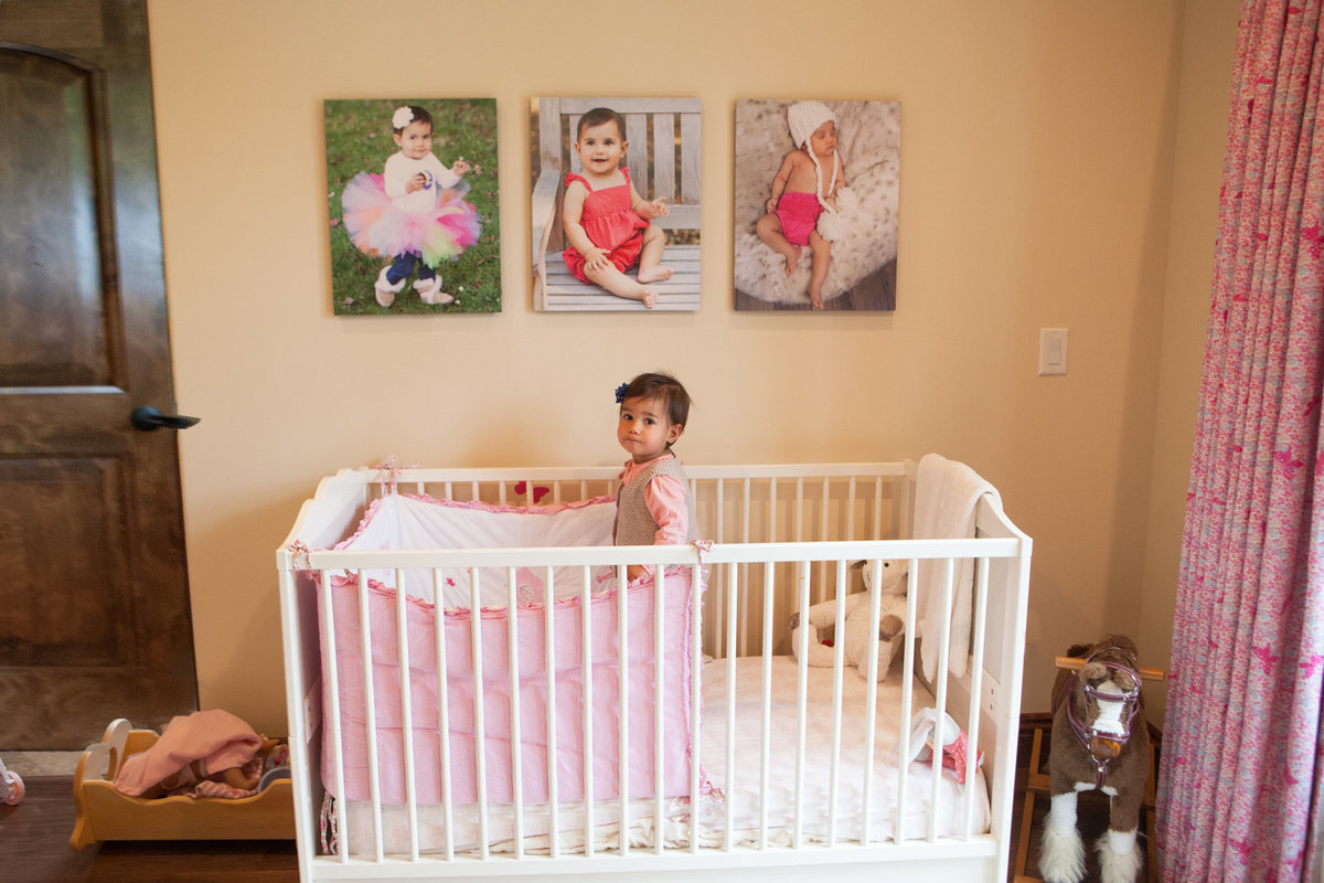 Babies First Year Photography Wall Art