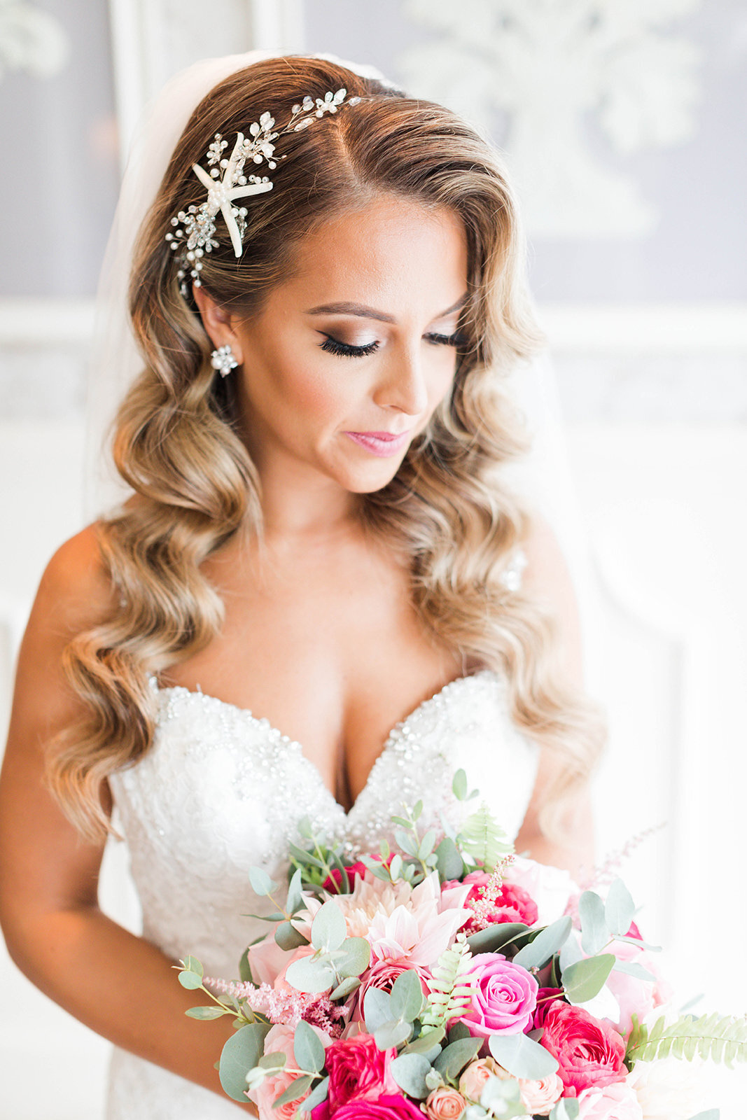 Beyoutiful Bride On Location Hair Makeup Bridal Bridesmaid New Jersey Beauty Company3