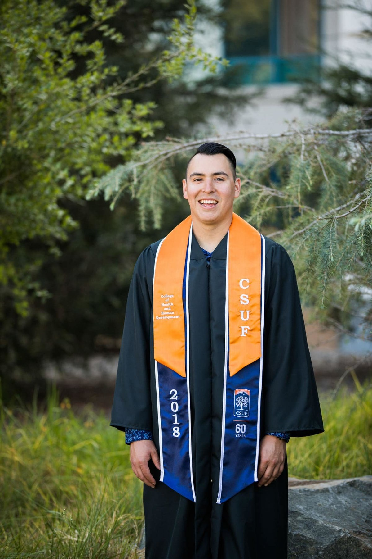 CSUF Senior Photos_