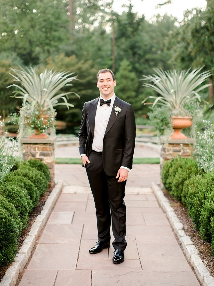 Rebekah Emily Photography Elegant North Carolina Garden Wedding_0022