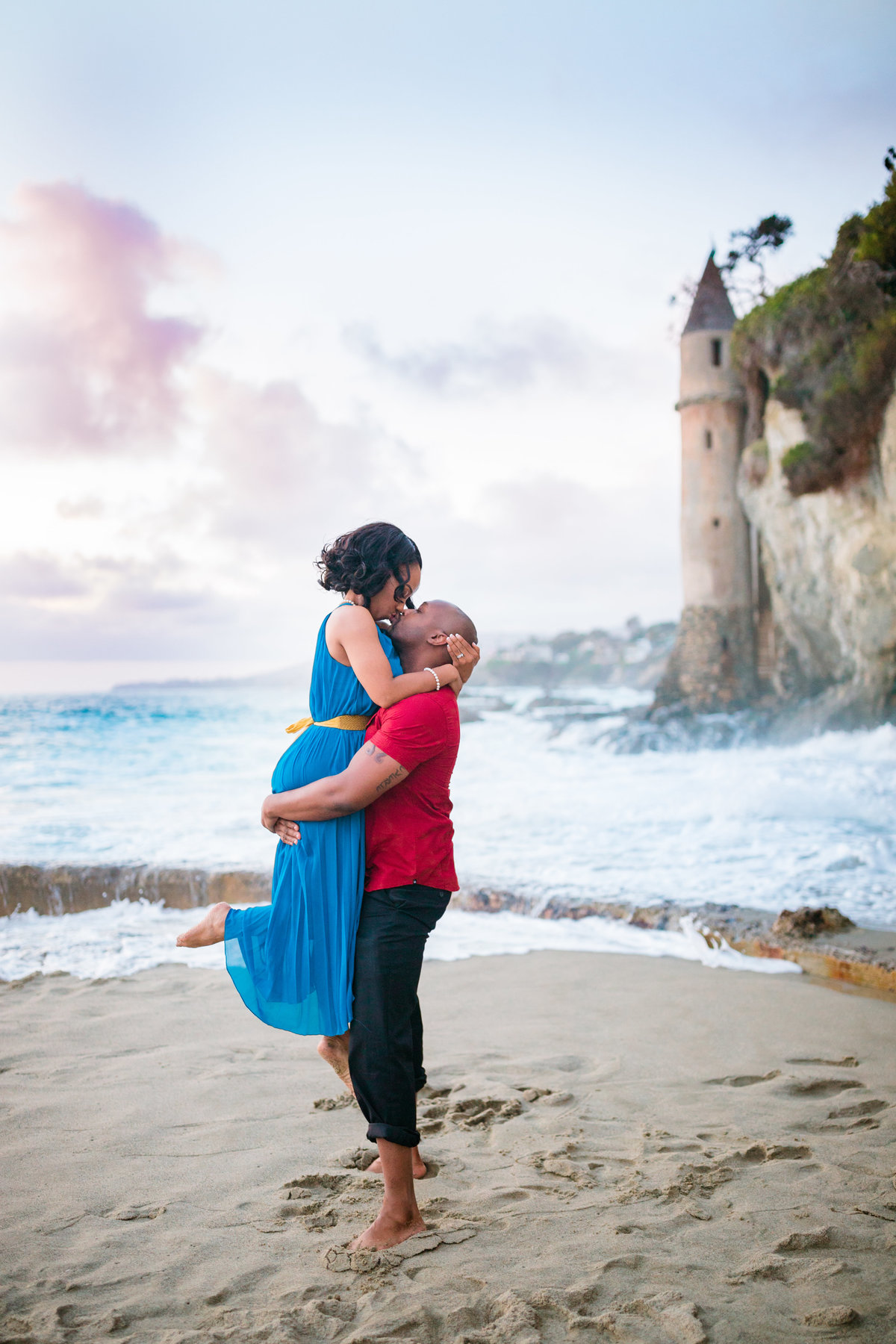 Beach Engagement-91