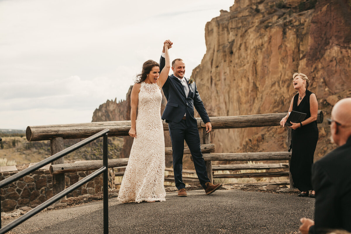 EMILY VANDEHEY PHOTOGRAPHY -- Corey + Kelly -- Elopement -- Smith Rock State Park -- Bend_ Oregon-185