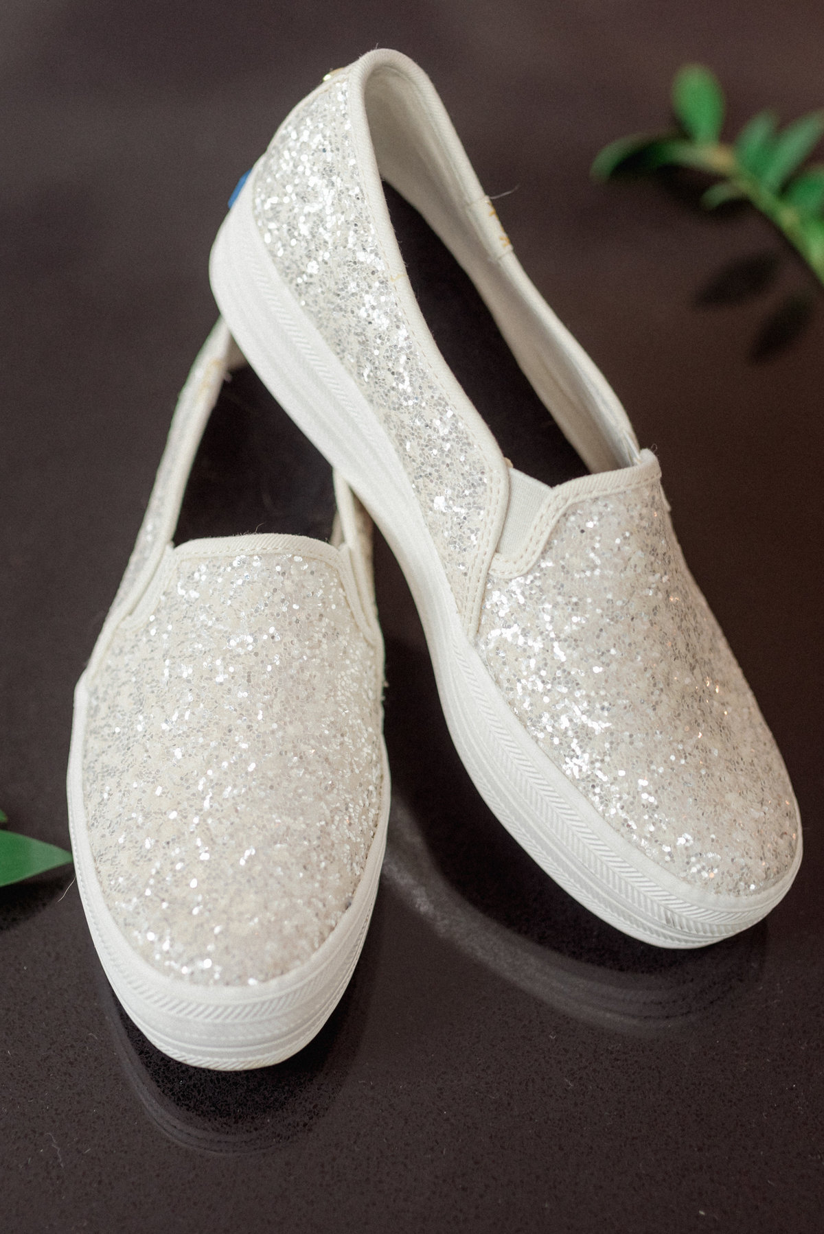 white keds for wedding day