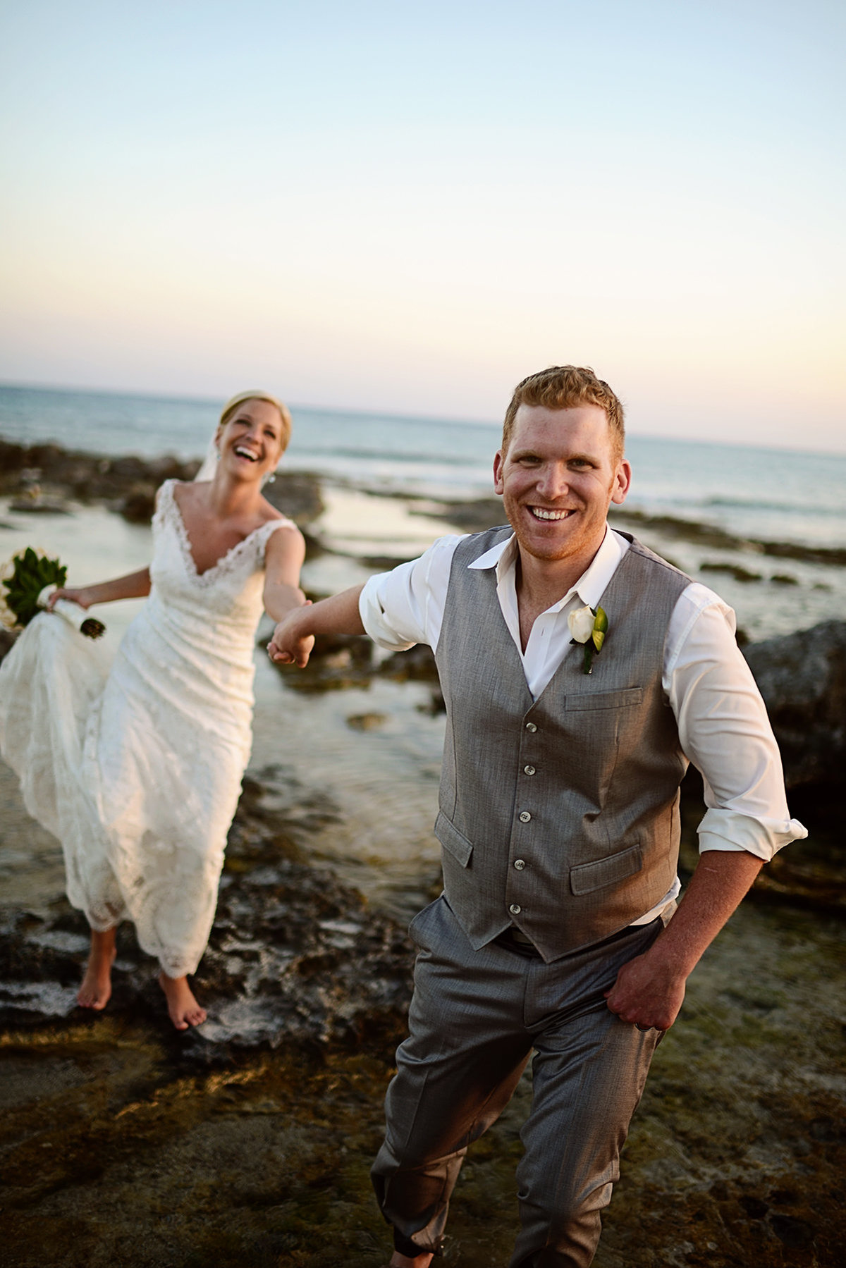 barcelo maya beach resort wedding destination wedding photographer bryan newfield photography 40