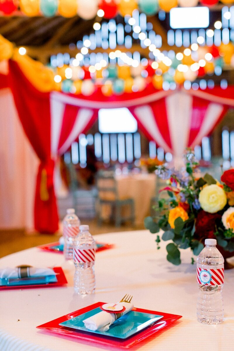 Circus Themed 1st Birthday Indianapolis Party Planner_0010