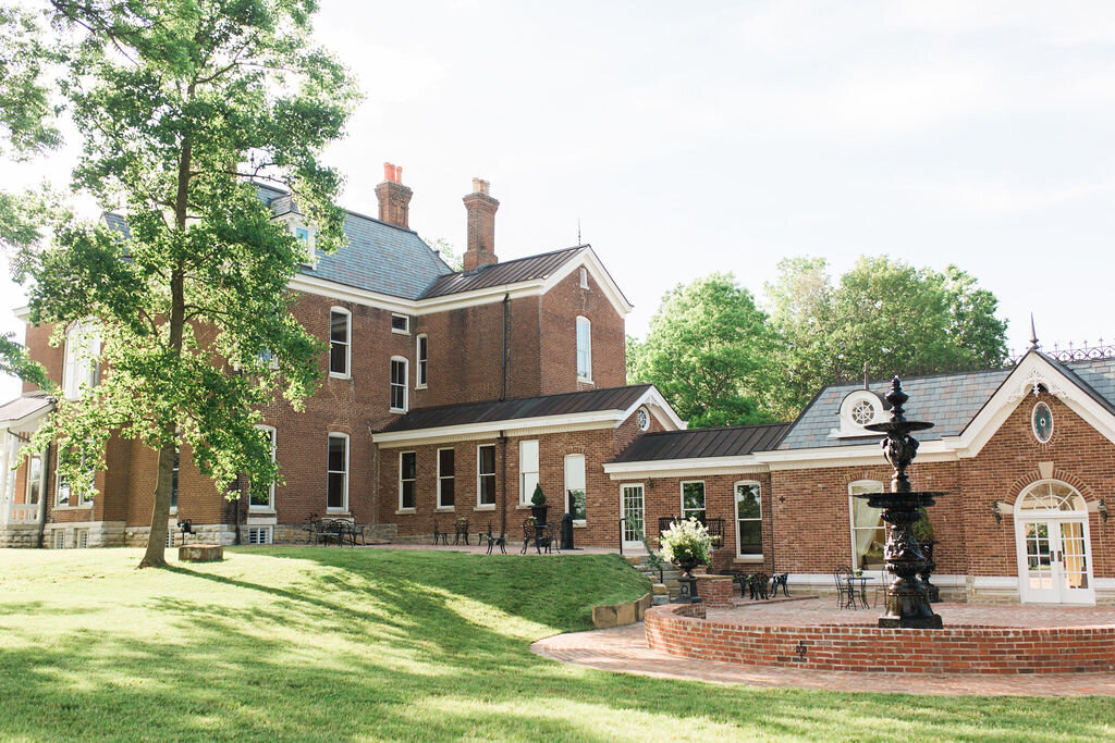 Lynwood Estate - Luxury Kentucky Wedding Venue - Historic Property 00022