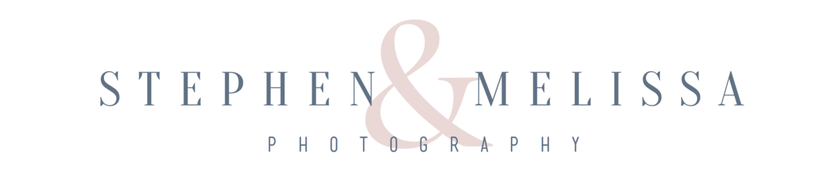 Stephen & Melissa Photography logo