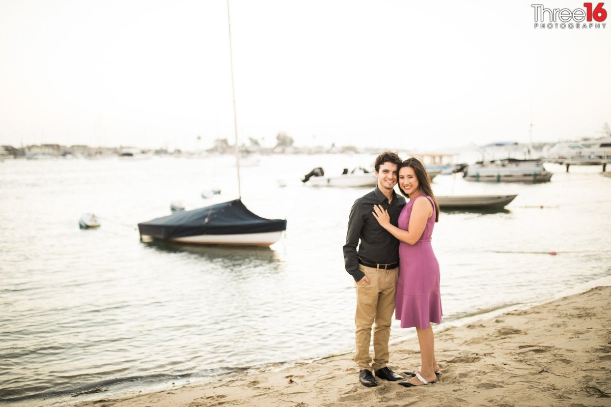 Balboa Island Engagement  Wedding Photographer