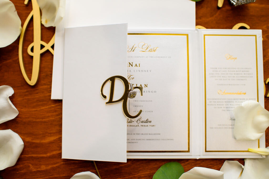 Luxury Wedding Invitations, Luxury wedding planner, Published wedding planner, Dallas Wedding Planner, The Ritz Carlton Wedding, Downtown Dallas Weddi (5)