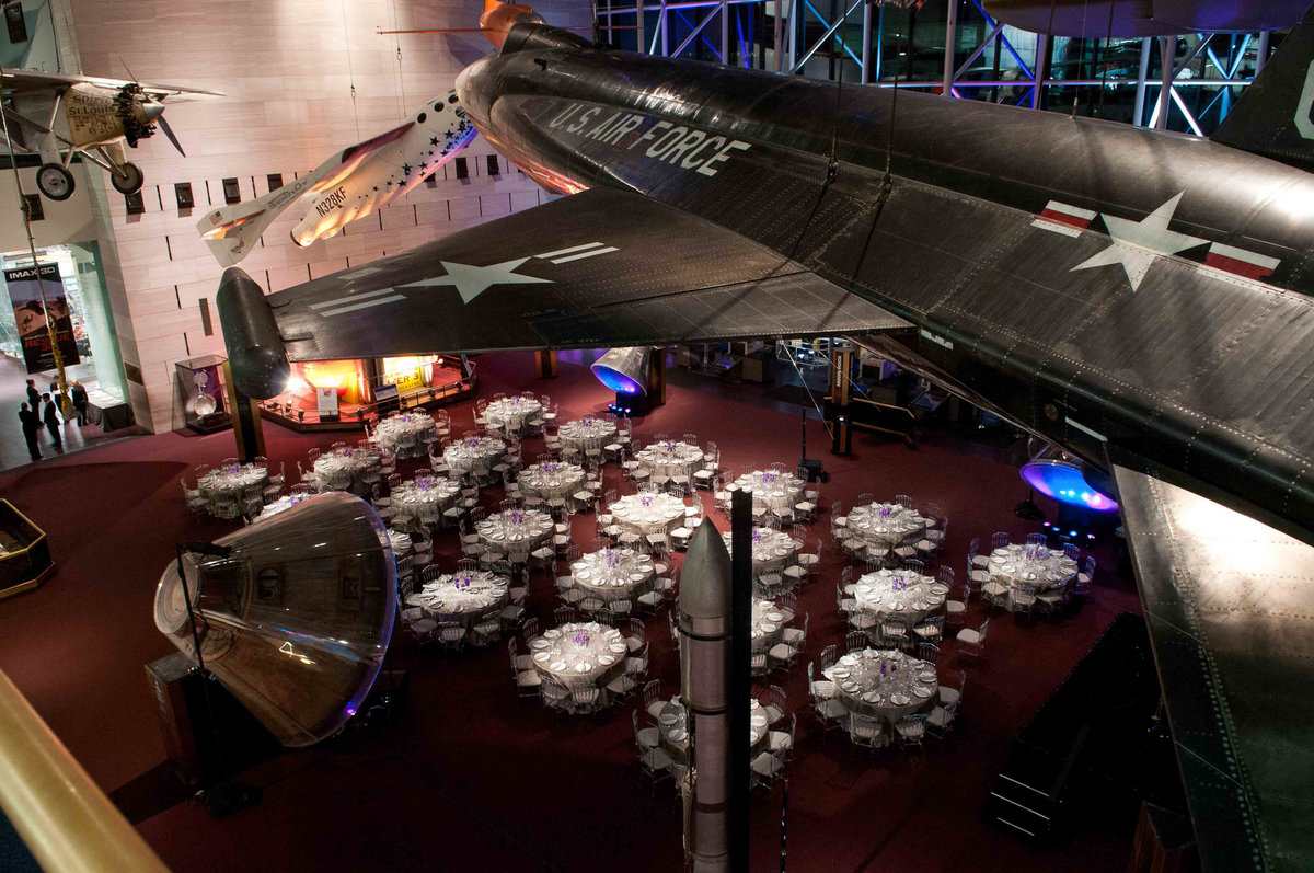air-space-corporate-event