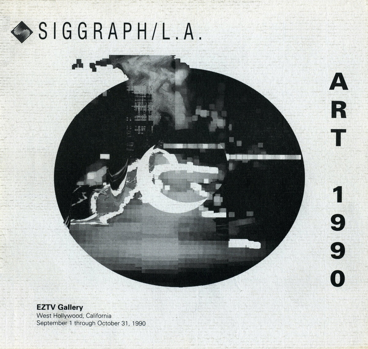 ART 1990 CATALOGUE front cover