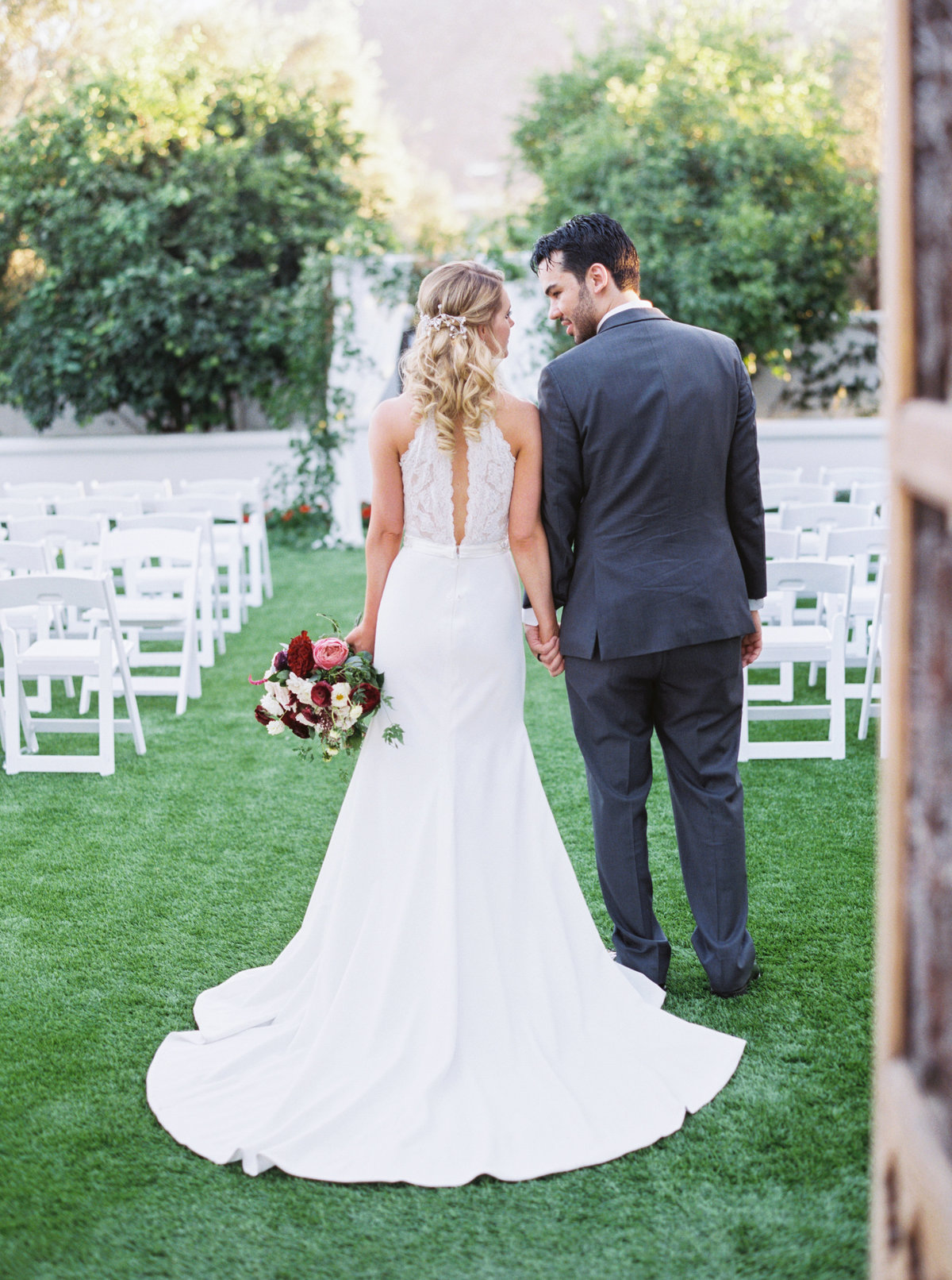 El Chorro Scottsdale Wedding - Mary Claire Photography-44
