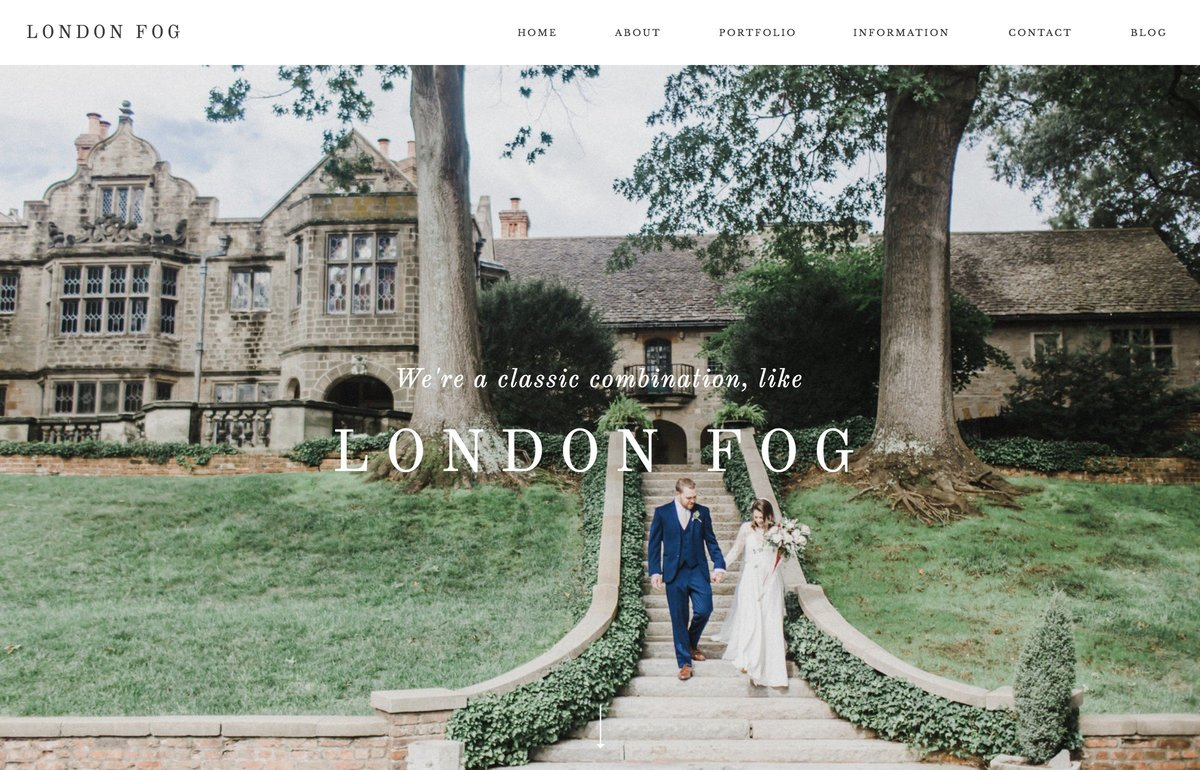 London Fog Home