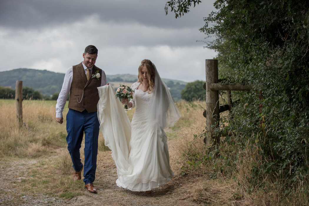 Elopement wedding at The Green in Cornwall