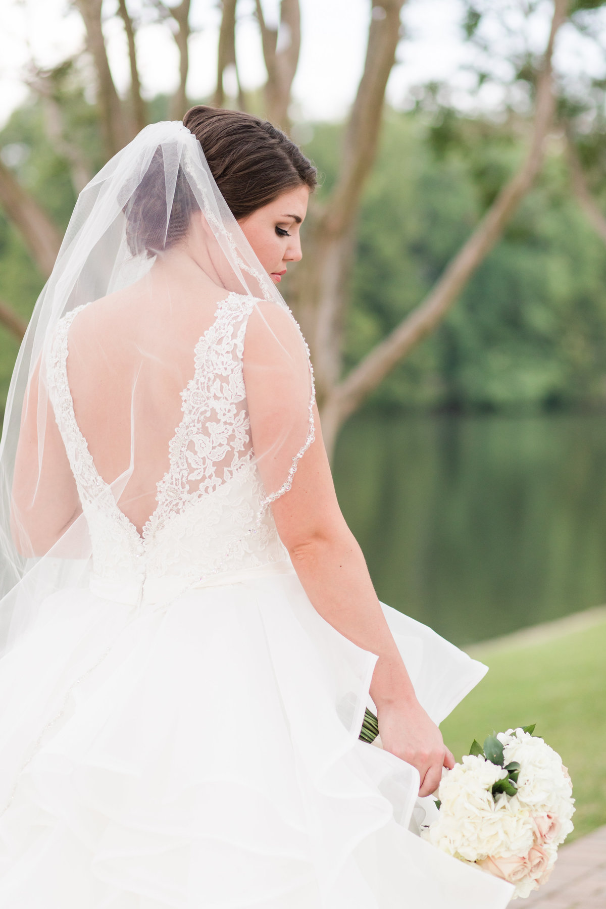 Greenville Bridal Portraits | Jenny Williams Photography 4