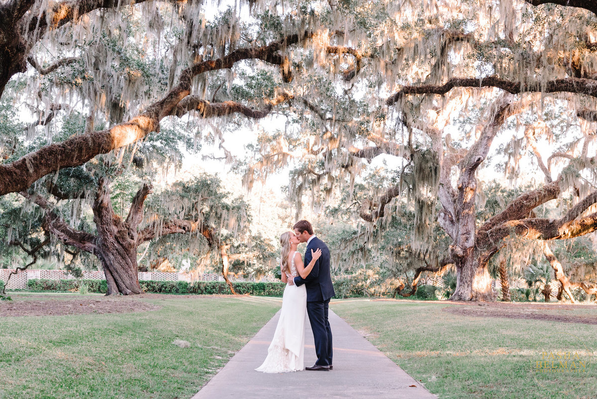 wedding at brookgreen gardens pawleys island sc -35