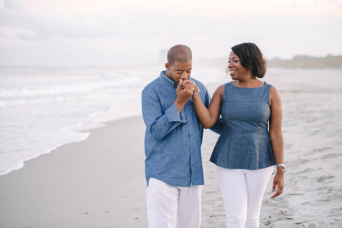 Family Beach Portraits in Myrtle Beach at Myrtle Beach State Park by Pasha Belman Photographer-20