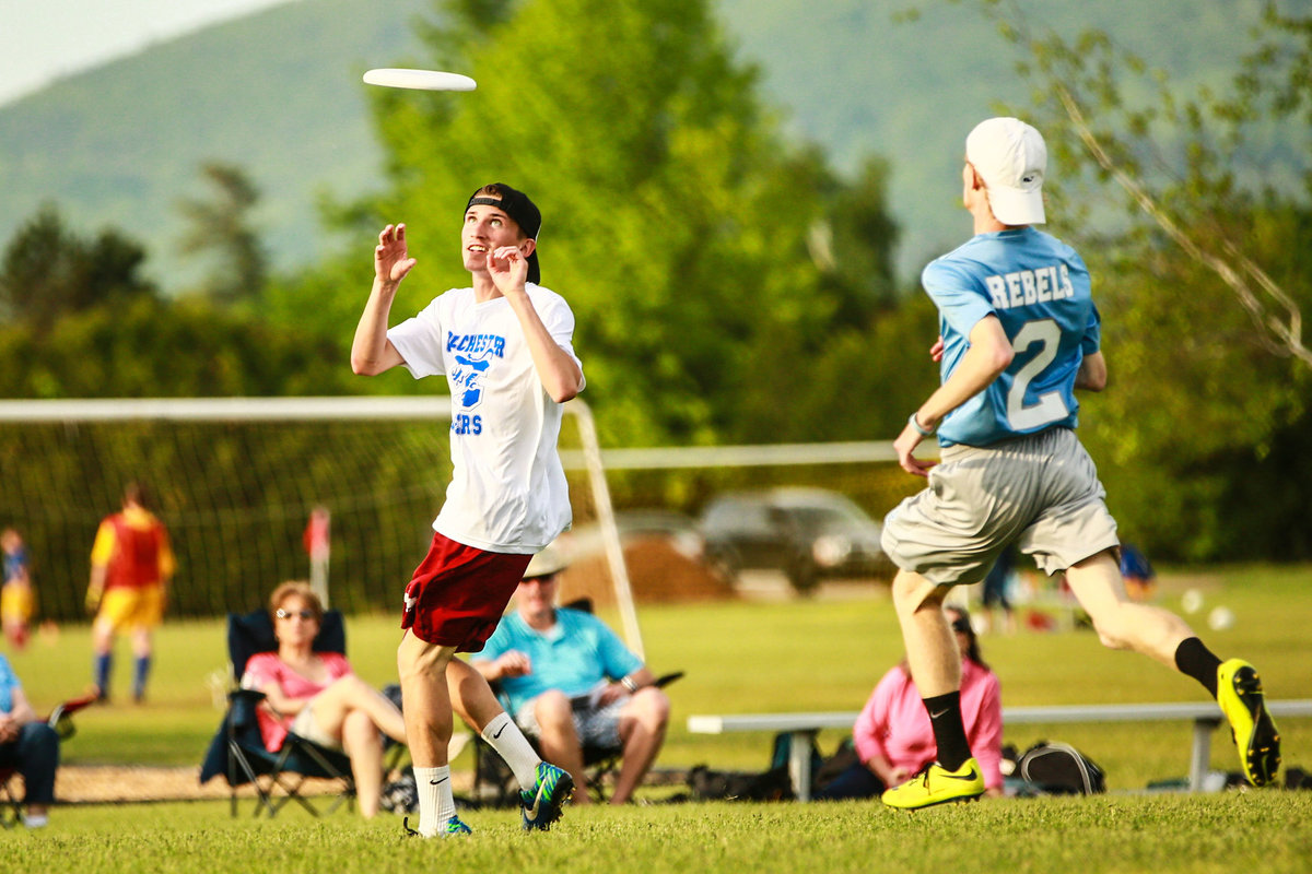 Hall-Potvin Photography Vermont Ultimate Frisbee Sports Photographer-4