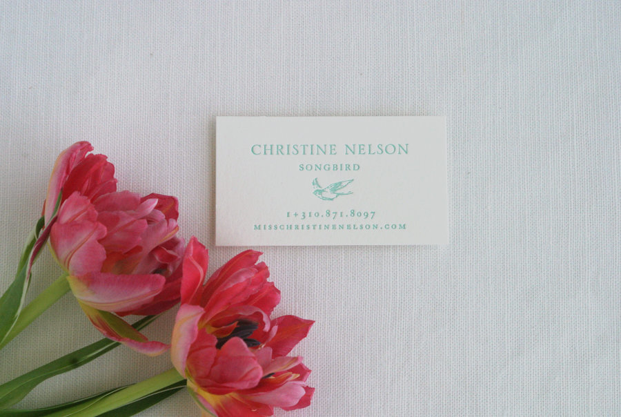 Letterpress-business-cards-robins egg blue