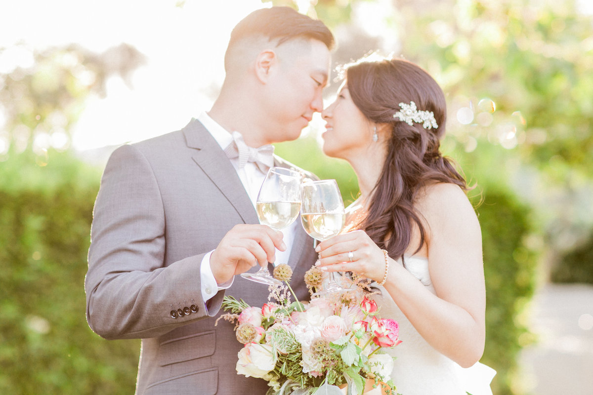 California Winery Wedding Toast