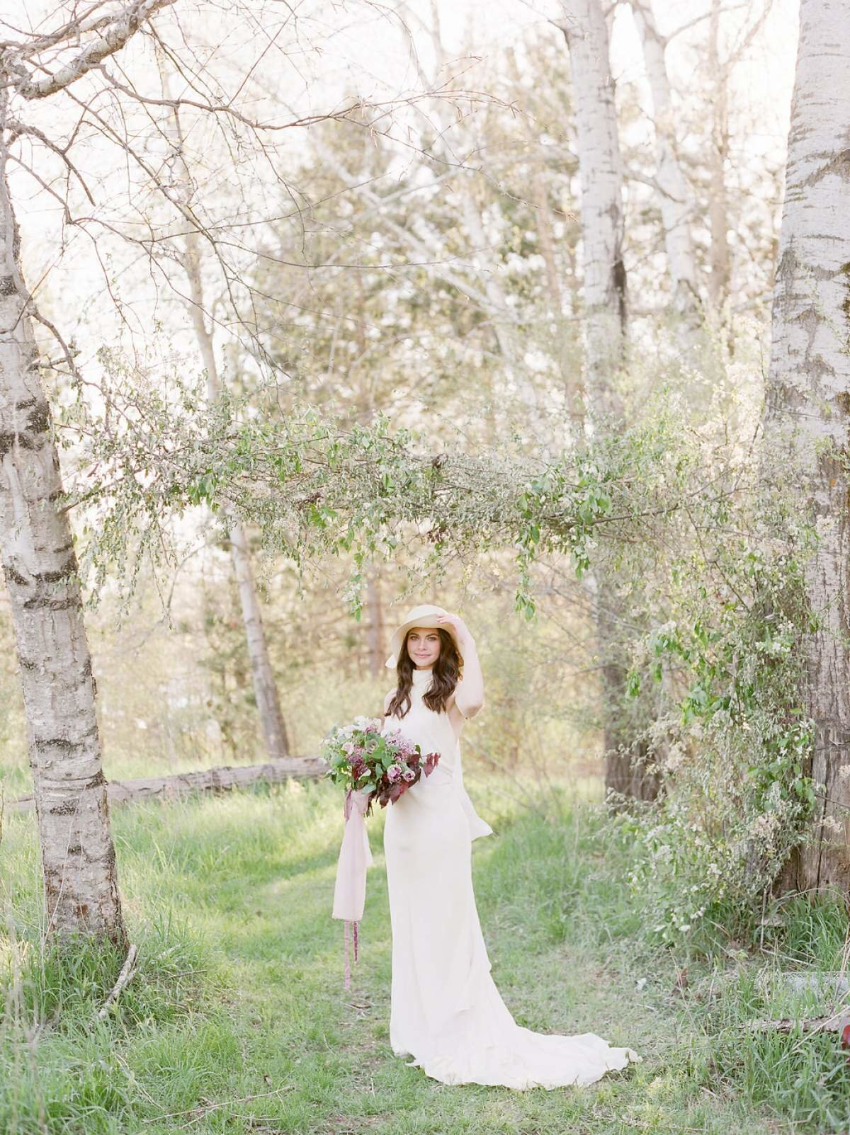 spring-natural-wedding-arbor-the-day's-design