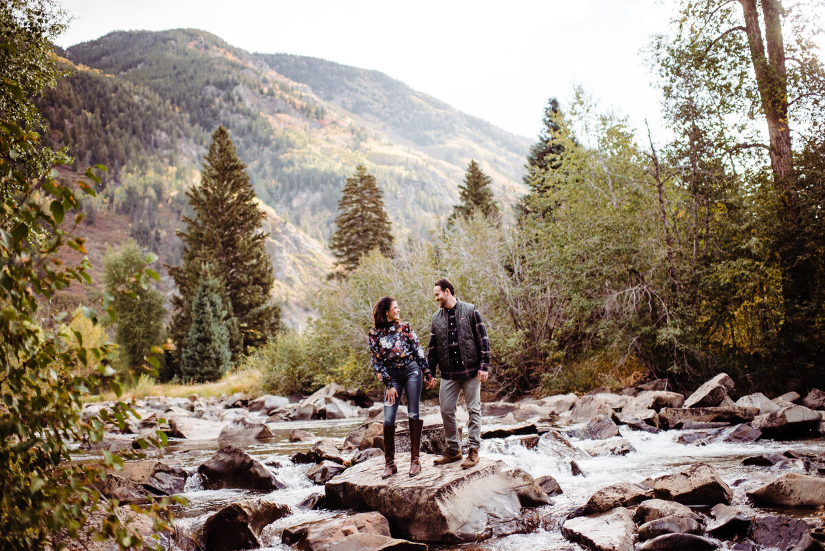 Tagert Lake Engagement Session in Aspen Colorado - Randy and Ashley Studios - Jason and Blair-258