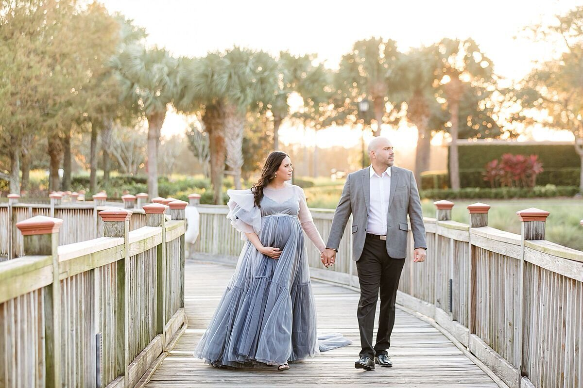 maternity photoshoot orlando