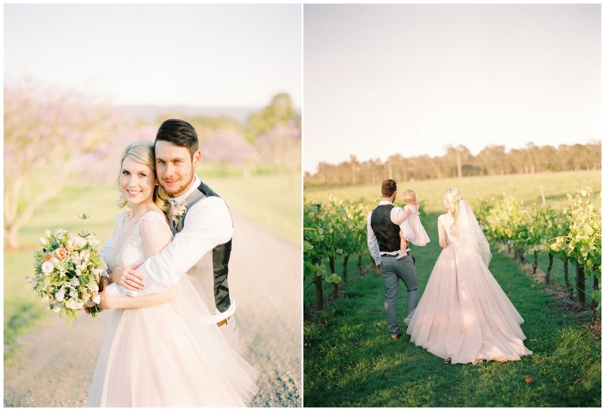 Tegan and Alex Wedding at Albert River Wines by Casey Jane Photography 57