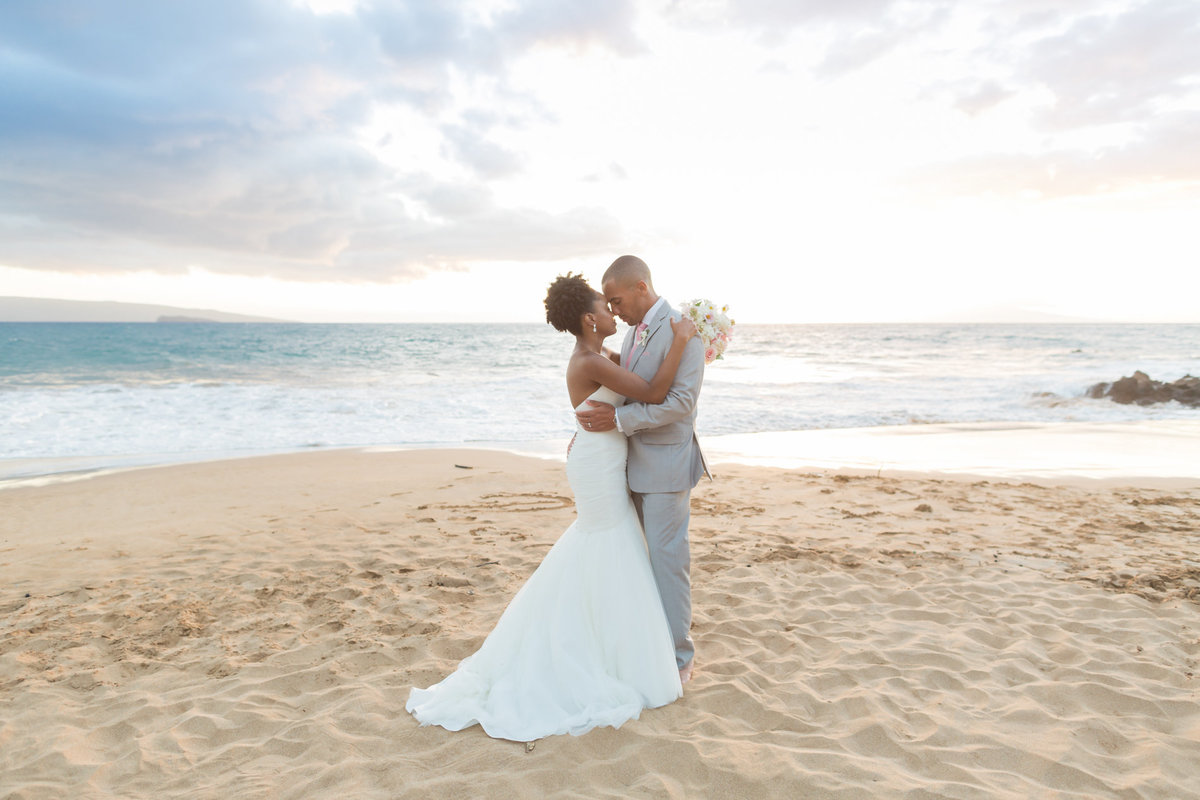 Simple Maui Wedding-60