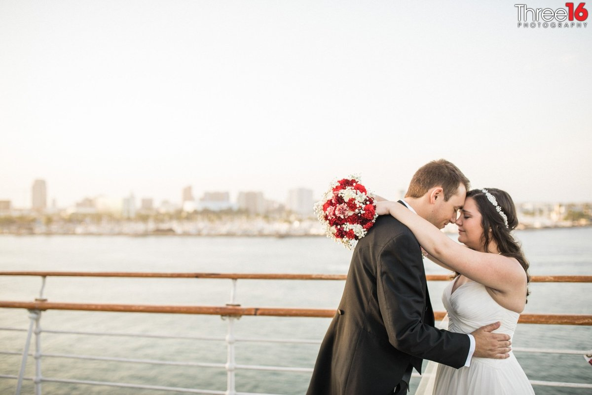 Queen Mary Long Beach Wedding Photography Los Angeles_