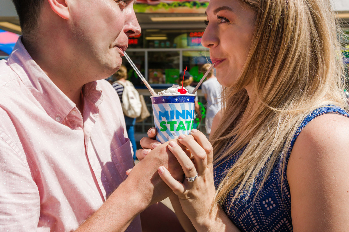 Libby & Ian - Minnesota Engagement Photography - Minnesota State Fair - RKH Images  (33 of 60)