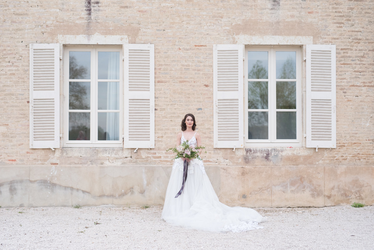 Destination Wedding Film Fine Art Photographer  France -French Chateau Elopement _ Hello Blue Photo -28