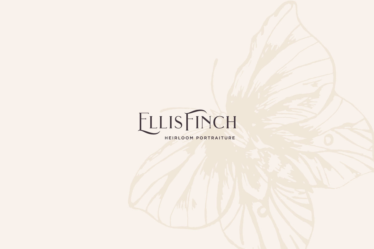 Ellis Finch Vintage Pre-Made Brand for Creatives
