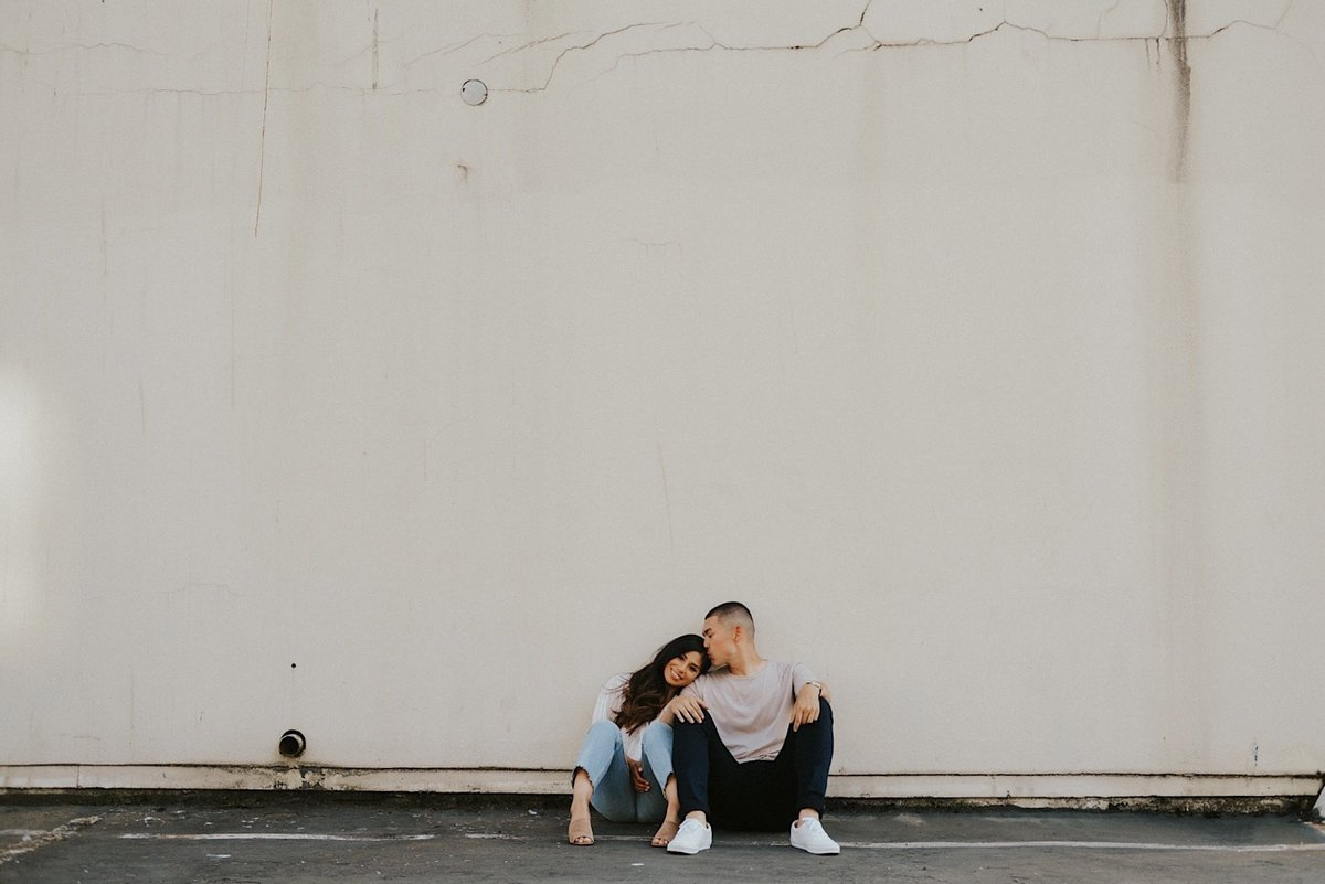 Downtown Seattle Engagement Photos0019