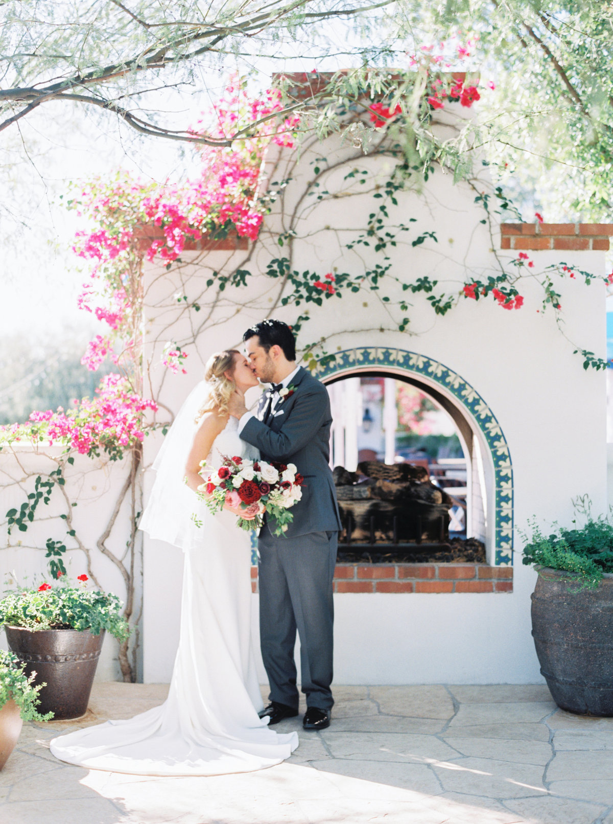 El Chorro Scottsdale Wedding - Mary Claire Photography-47