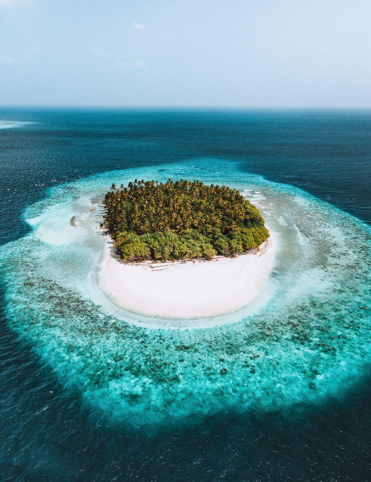 Uninhabited, Maldives (re-edit)
