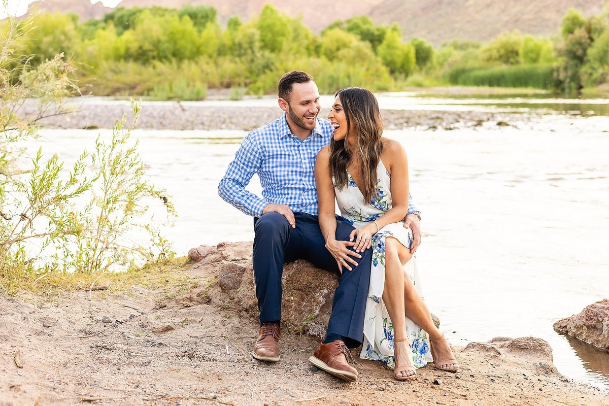 Celina + Colton - Engagement - Salt River Engagement Session-136_Lunabear Studios Portfolio