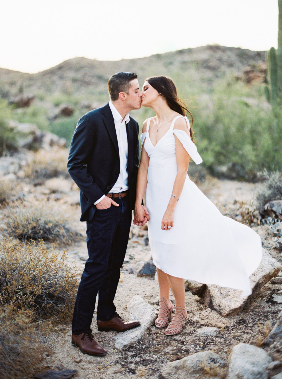 Phoenix Arizona Engagement Session - Mary Claire Photography-28
