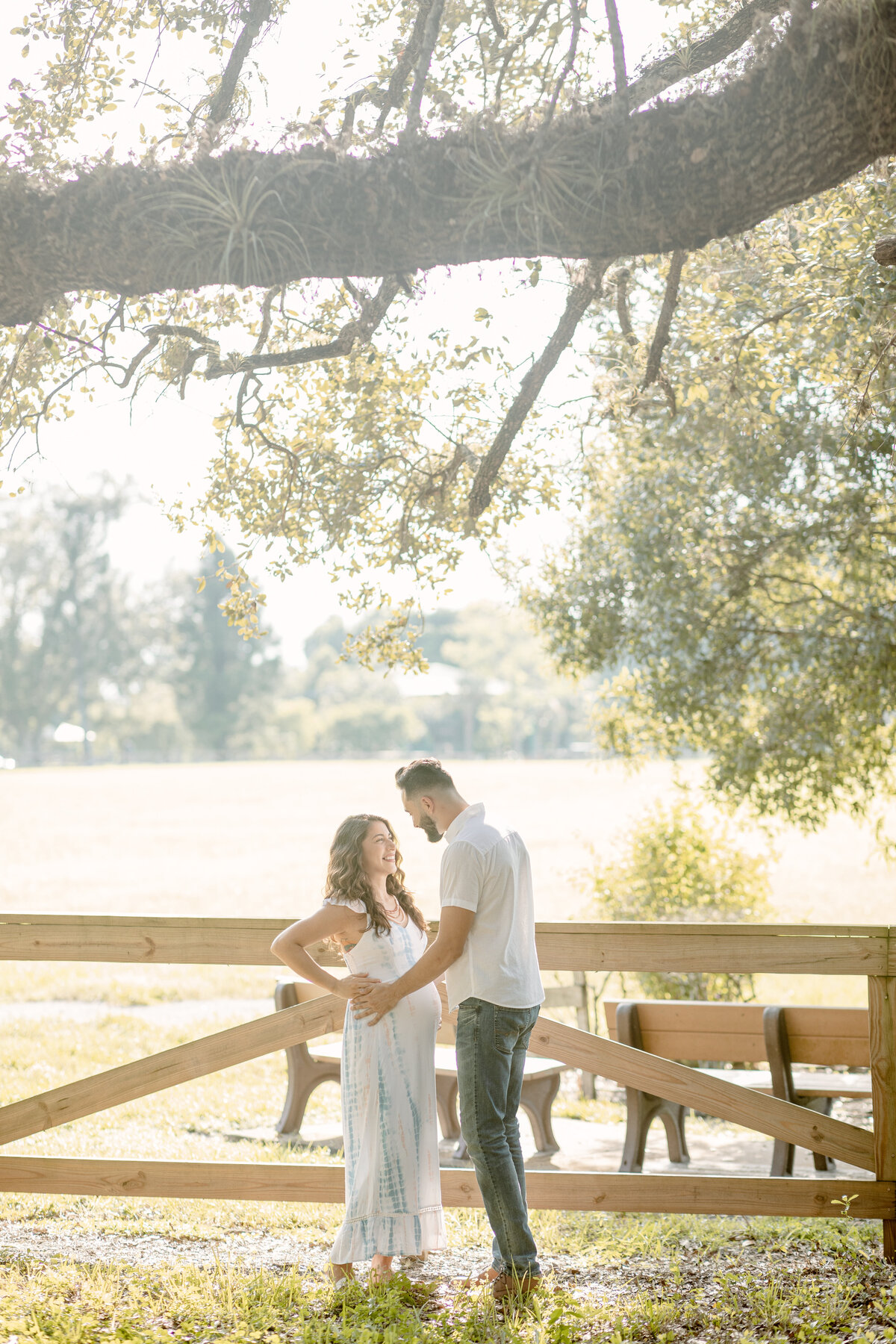 Robbins Preserve - Maternity Session - Davie Florida - Melanie Anne -1
