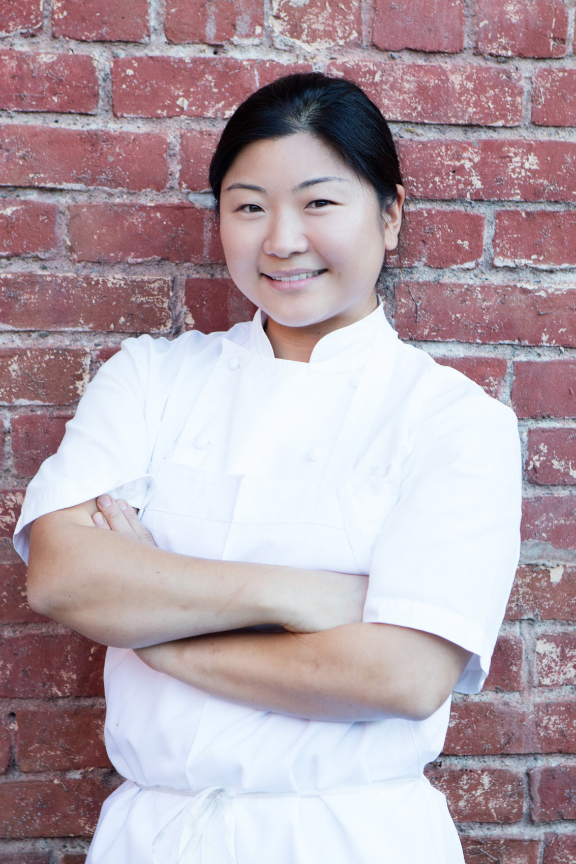 Professional Headshot Woman Chef