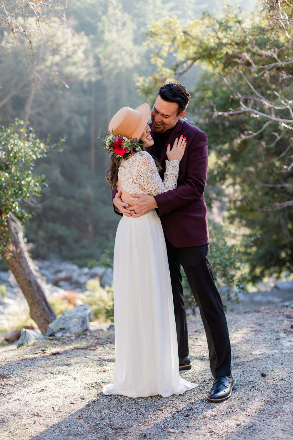 Mt. Baldy Elopement, Mt. Baldy Styled Shoot, Mt. Baldy Wedding, Forest Elopement, Forest Wedding, Boho Wedding, Boho Elopement, Mt. Baldy Boho, Forest Boho, Woodland Boho-8