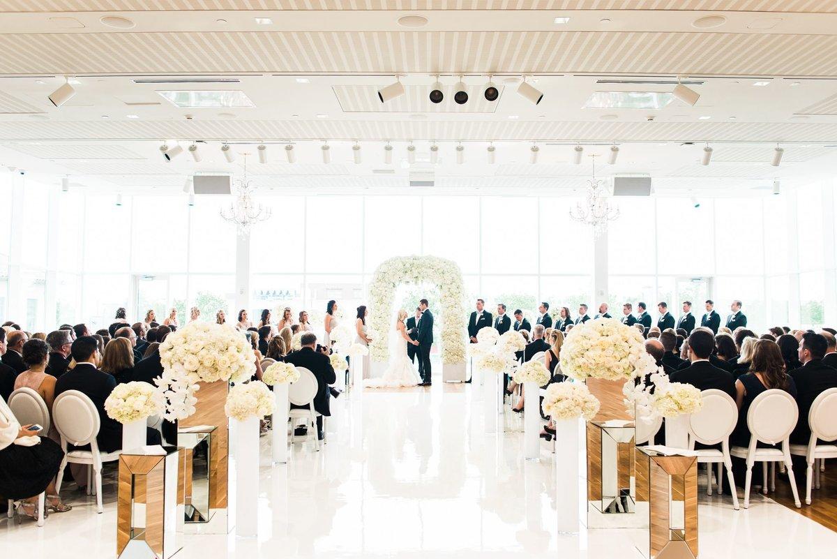 Columbus Museum Of Art Wedding Ceremony