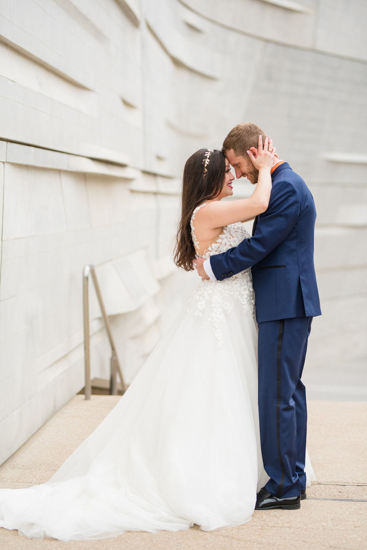 Perot Museum Wedding 2