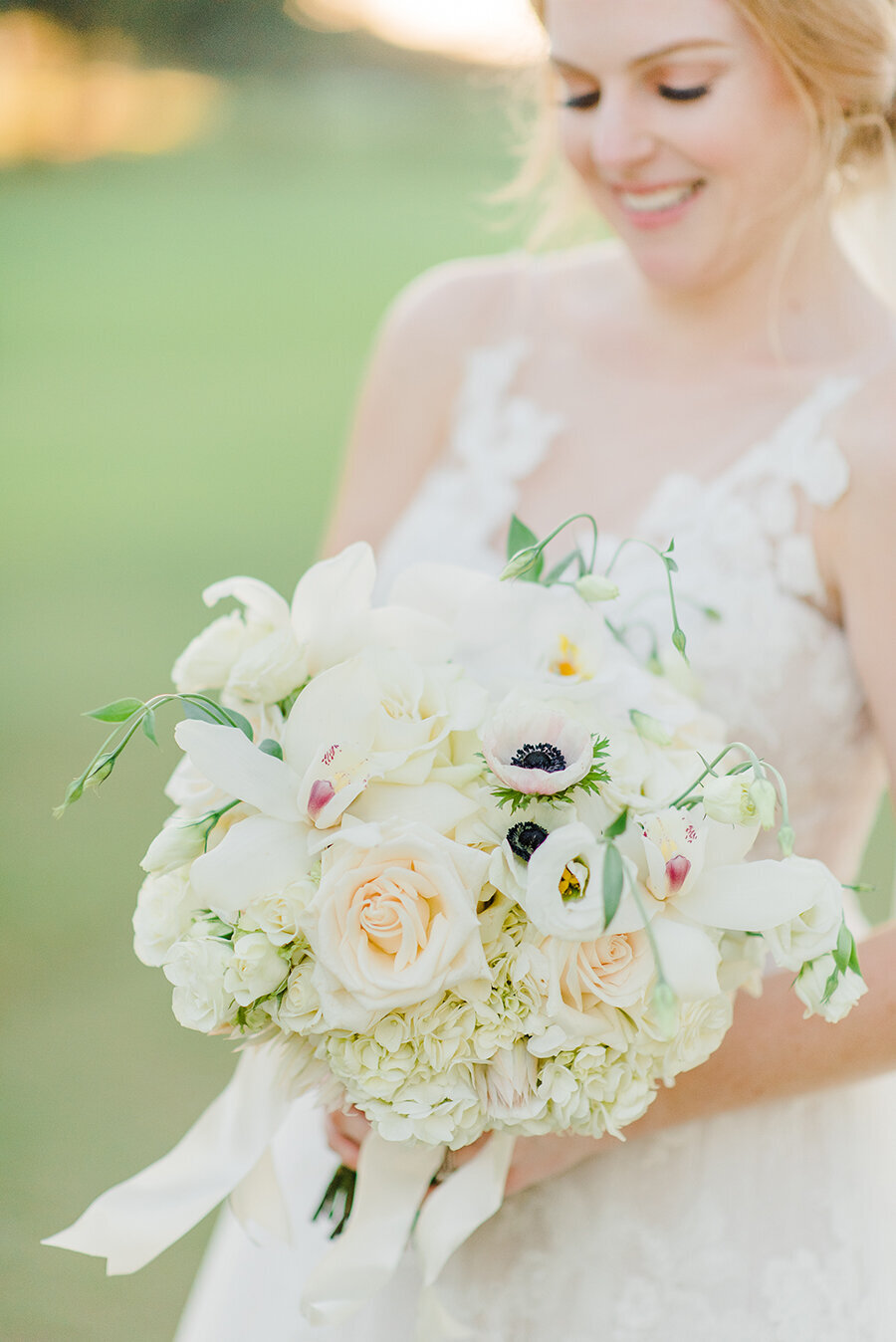 Bridal Portraits - Bride's Bouquet